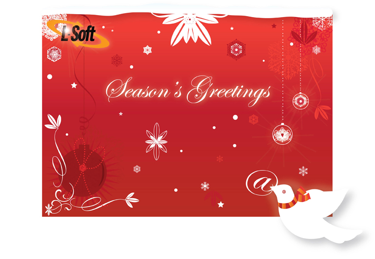 Season's Greetings from L-Soft